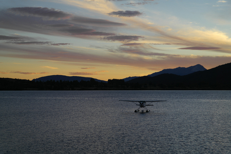 anau: Seaplane on Lake Te Anau