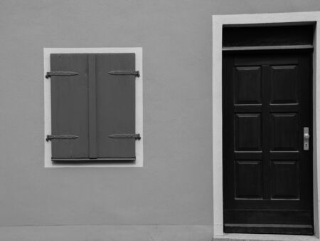 Door and window