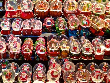 palle di neve: palle di neve con pre Natale