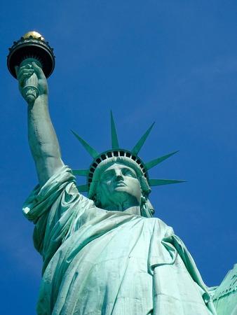 Statue of freedom ? Banco de Imagens