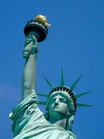 Statue of Liberty Banco de Imagens