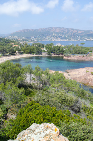 Bay of Agay, near to Cannes