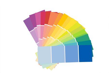 sampler: Color palette