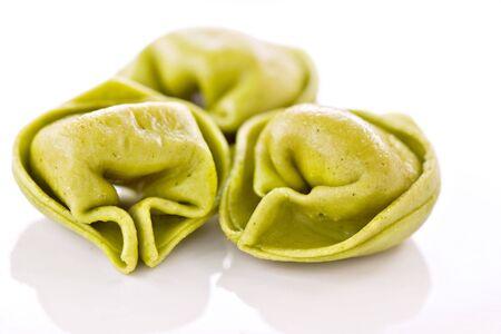 tortellini: Tortellini Italian stuffed pasta