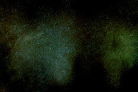 An eerie dark grunge texture or background with space for text or image.   photo
