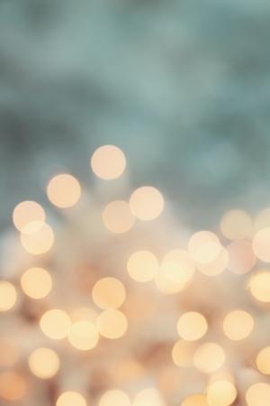 Abstracte achtergrond van retro getinte vakantie lichten met kopie ruimte. Stockfoto - 16868040