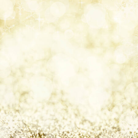 Abstract gold background with copy space photo