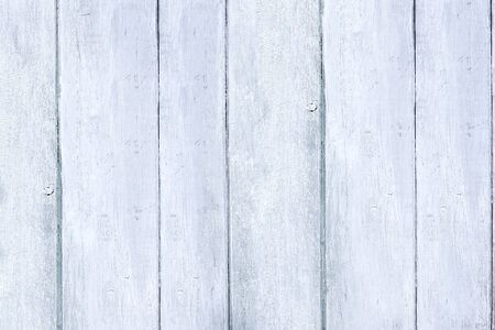 old wood floor: Blue wood planks background with studio lighting.