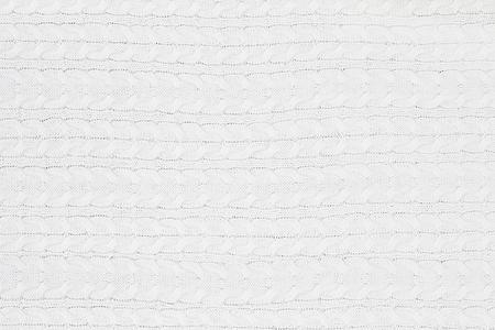 sueter: Tejer textura de suéter blanco. Foto de archivo