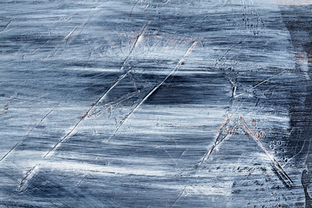 Hand painted grunge texture background with brush stroke marks and scratches.