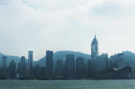 Hong Kong Scenery Editorial