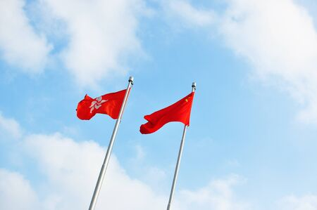 Red Flag in the Sky