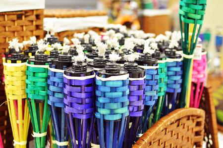 tea lamp: colourful tea lamp stands