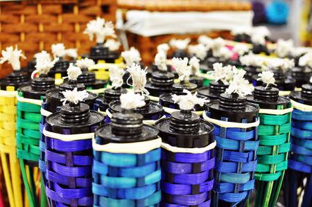 pelita: Tea Lamp Stands For Hari Raya