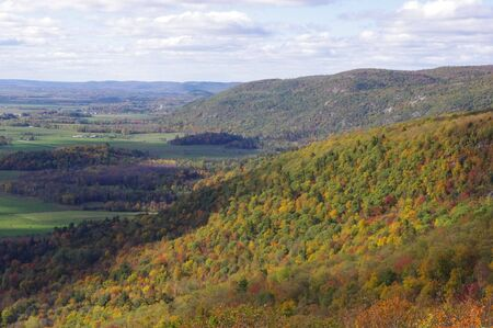 Champlain Lookout Hills