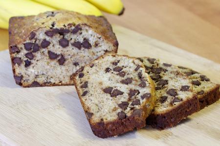 bake sale: Homemade banana bread