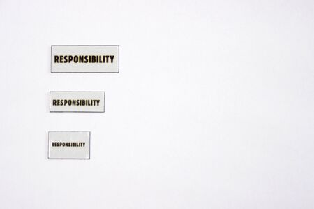 three responsibility magnets