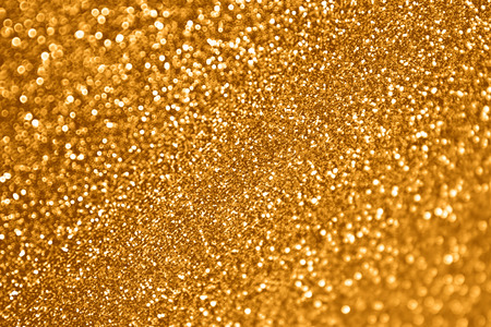 new year s eve: Gold glitter sparkle background