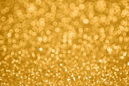 Gold sparkle glitter background