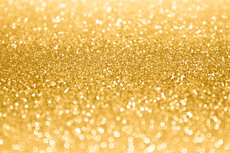 Gold sparkle glitter background