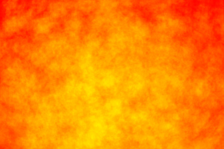 hellish: Abstract red and yellow fire sun blazing background