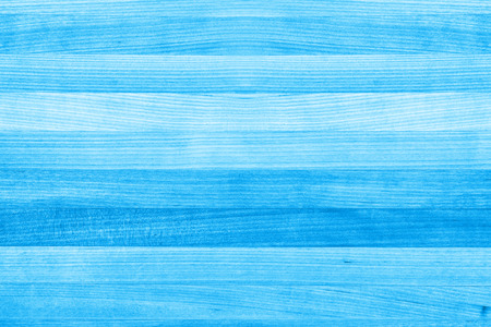 Blue wood painted texture background