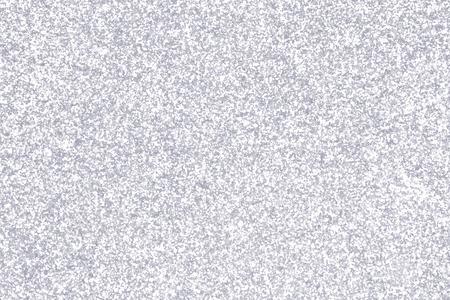 White silver glitter sparkle texture Standard-Bild