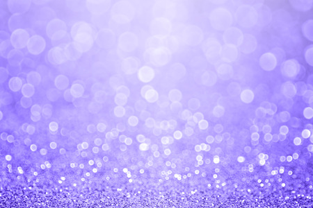 flowers bokeh: Pastel purple glitter sparkle background or party invite for Easter