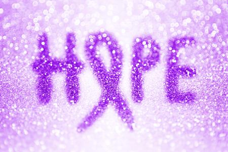 Resumen de la epilepsia, la violencia doméstica, cáncer, lupus, cinta de la conciencia esperanza púrpura de alzheimer
