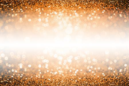Fondo moderno abstracto naranja oscuro glitter sparkle para feliz cumpleaños invite, spooky Fall Halloween party patrón mágico, octubre niño truco o invitación noche, Thanksgiving Autumn o venta frontera Foto de archivo
