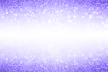 Fancy lavender purple glitter sparkle confetti background for happy birthday invite, princess party, lilac kid girly backdrop, Easter border, Spring sale, fashion wedding sequin or Christmas banner 版權商用圖片 - 95520249