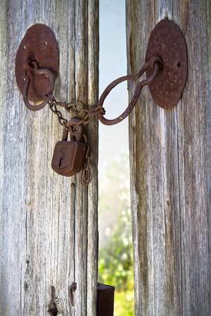 Verborgen paradijs achter gesloten hek