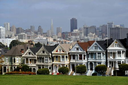 Seven Sisters, San Francisco photo
