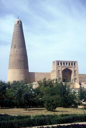 Mosque in Turpan,Xinjiang,China