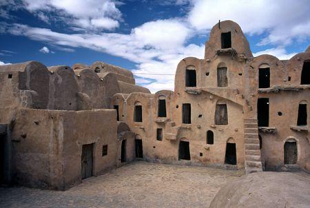 Ksour Ksar Ouled Soltane near Tataouine,Tunisia
