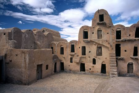 starwars: Ksour Ksar Ouled Soltane near Tataouine,Tunisia