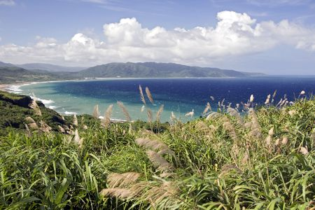 kenting: Coastline in the Kenting national park, Taiwan