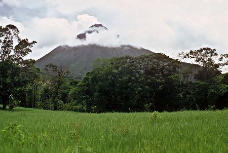 Arenal volcano in Costa Rica, Central America Stock Photo - 7220969