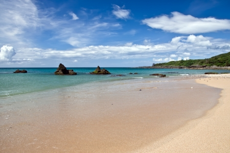 Beach in the Kenting National Park, Taiwan
