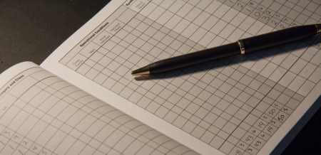FAA Logbook for filling out pilot flight time