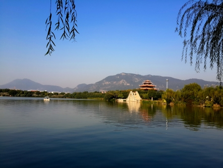 east asia: West Lake Park, Park, Quanzhou, Fujian, China, Asia, East Asia, the cultural capital