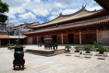 confucian: Quanzhou Confucian Temple, Confucius Temple, Quanzhou, Fujian Province, Confucian Temple