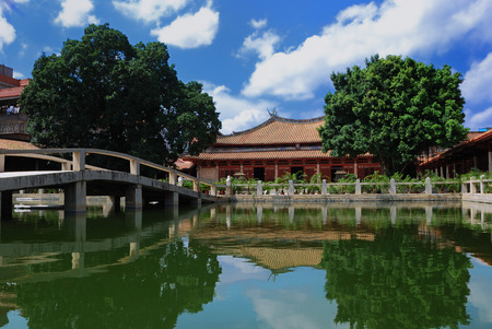 confucian: Quanzhou Confucian Temple