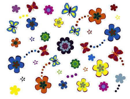 Flower Power Vector