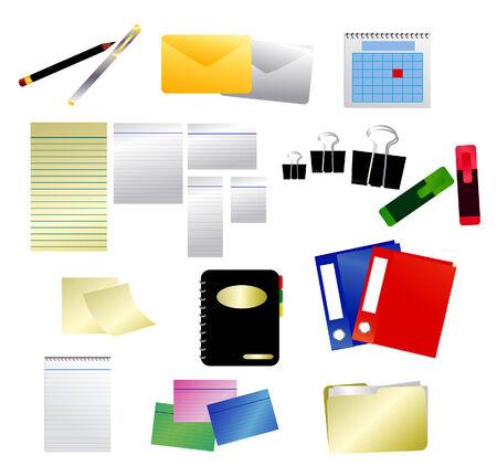 Office Paper Elements
