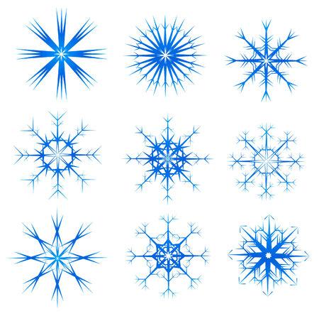 Snowflake Illustrations