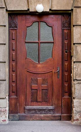 Old door Stock Photo - 7309177
