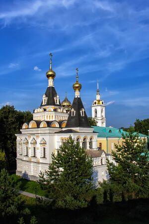 Dmitrov, Russia - Elizabethan Church of the Dmitrov Kremlin