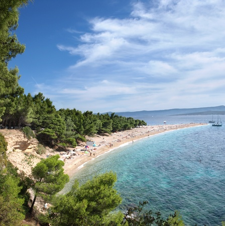 brac: Zlatni Rat (Golden Cape) - Croatia