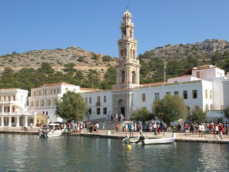 The Monastery of Panormitis on Symi